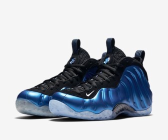 "国内1月26日発売予定 NIKE AIR Foamposite One XX ""Royal"""