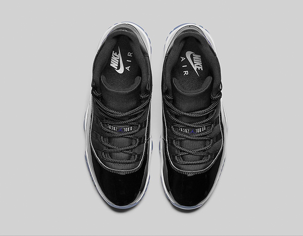 info for 96266 f486c space jam aj11 4