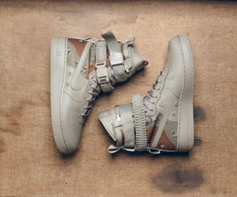 "EU圏 2月25日発売予定 SPECIAL FIELD AIR FORCE 1 ""Desert Camo"""