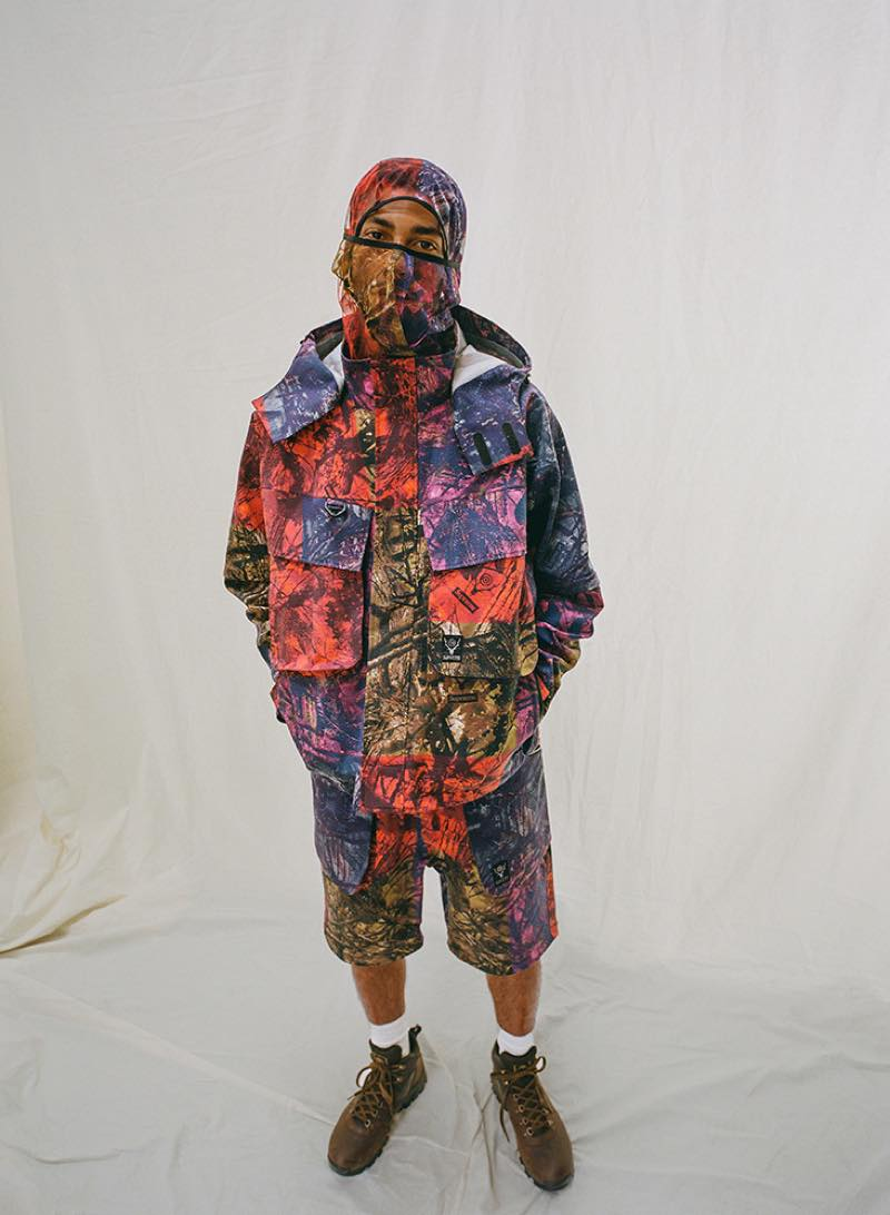 SOUTH2 WEST8 x SUPREME LOOK