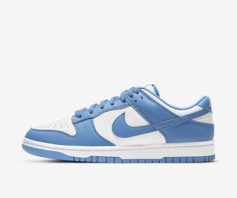 NIKE DUNK LOW RETRO UNIVERSITY BLUE UNC DD1391-102