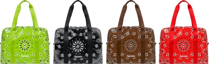 supreme Bandana Bag