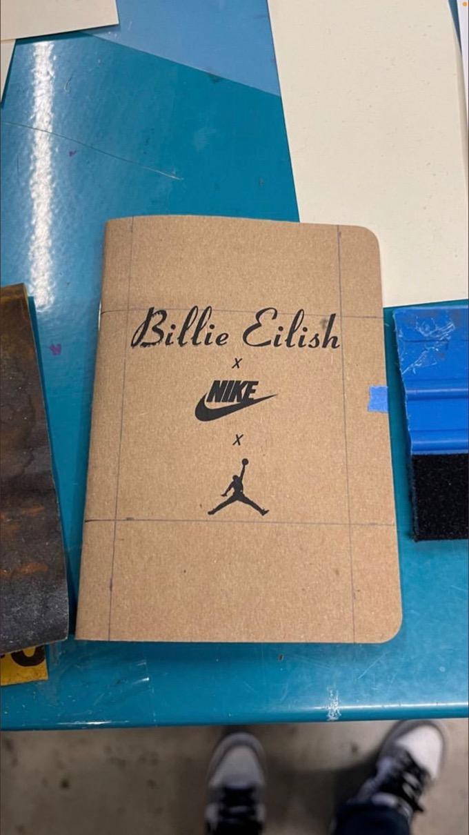 Billie Eilish × Nike × JORDAN