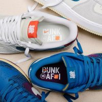 UNDEFEATED x NIKE AIR FORCE 1 Dunk vs AF-1 が8月7日発売