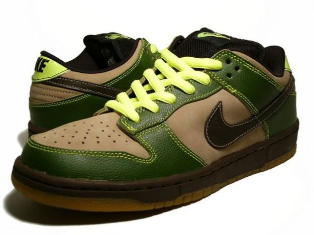 "Nike SB Dunk Low Pro ""Jedi"""