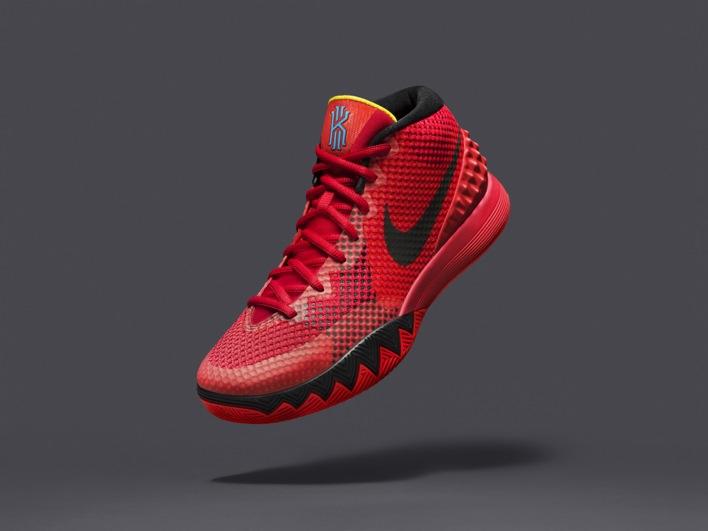 Nike Kyrie 1 Kyrie Irving Signature Sneaker