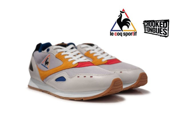 "Crooked Tongues x Le Coq Sportif ""CT Flash"""