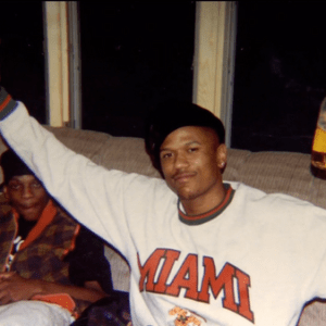 Jalen Rose Miami Sweatshirt