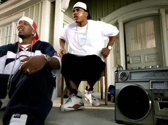 Nelly in the Air Jordan 8 - Dilemma Video