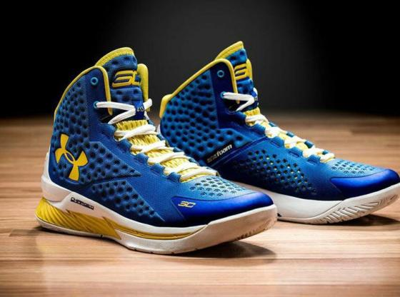 Under Armour Curry One Unveiled