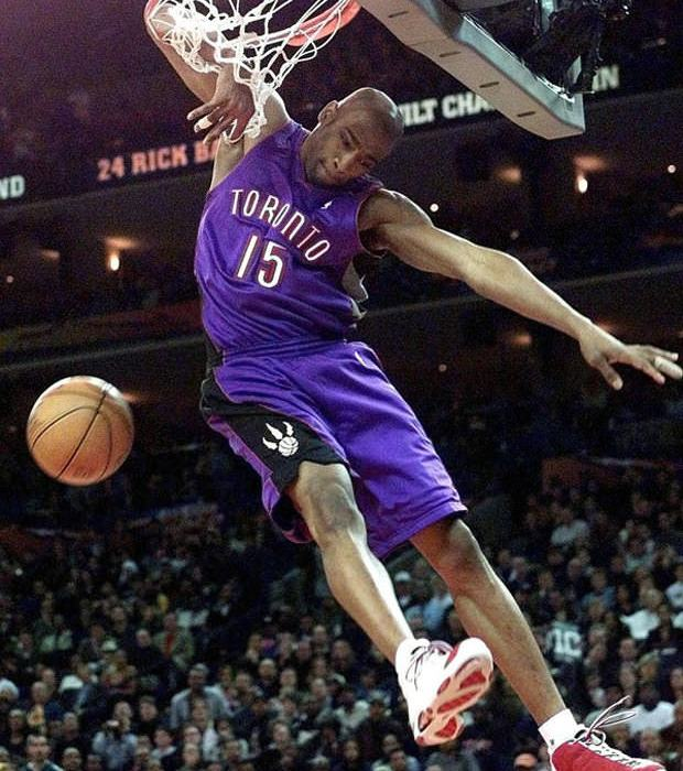 Revisiting Vince Carter's Dunk Contest Win