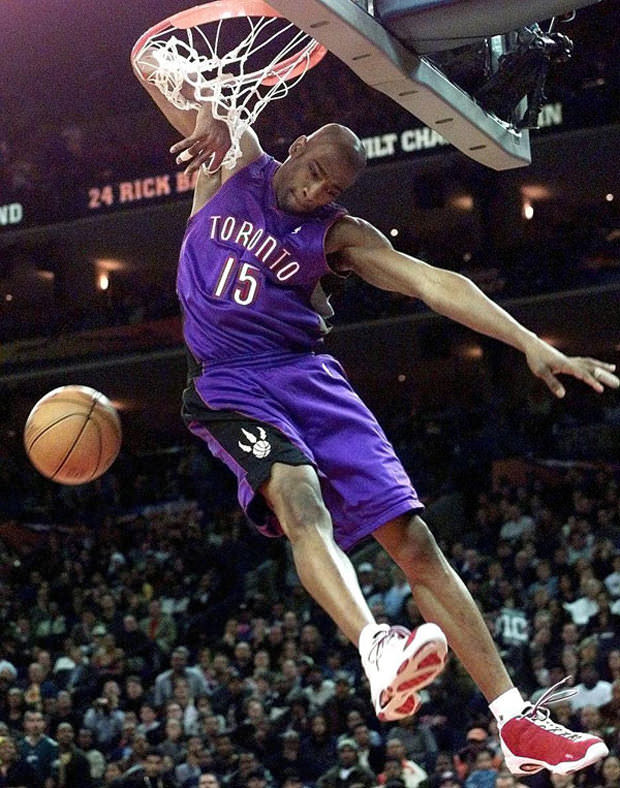 2000 Vince Carter in AND1 Tai Chi
