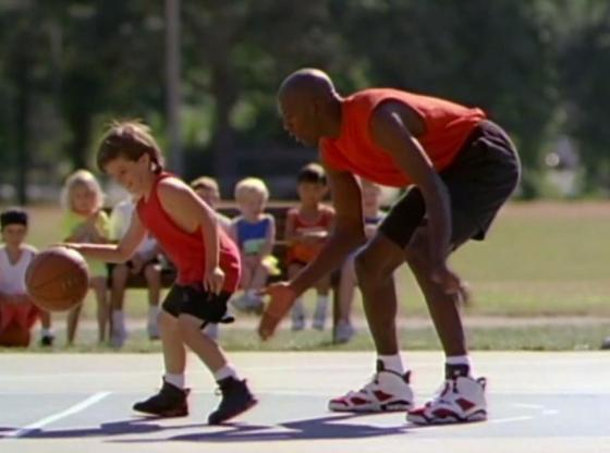 Be Like Mike Gatorade Commercial