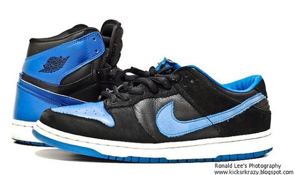 """Nike SB Dunk Low """"J-Pack"""" and Air Jordan 1 """"Royals"""""""