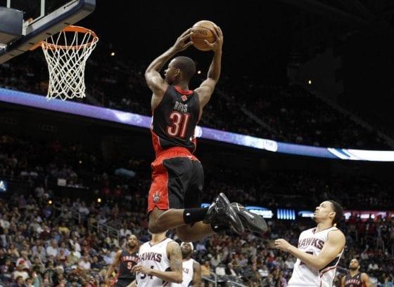 Terrence Ross in the Nike LeBron 11 PE