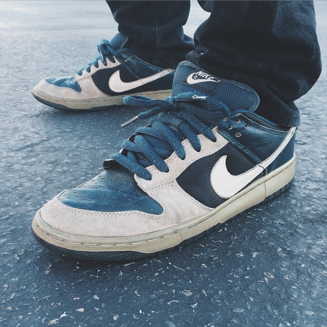"""12yrs Old And Still Amazing, The Nike SB Dunk Low """"Futura"""