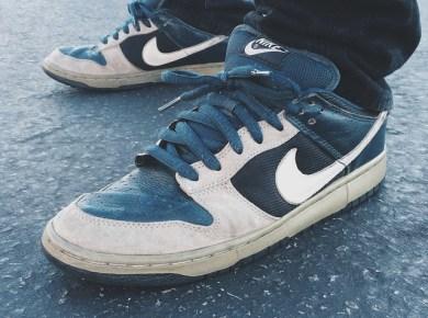 """Nike SB Dunk Low """"Futura"""""""