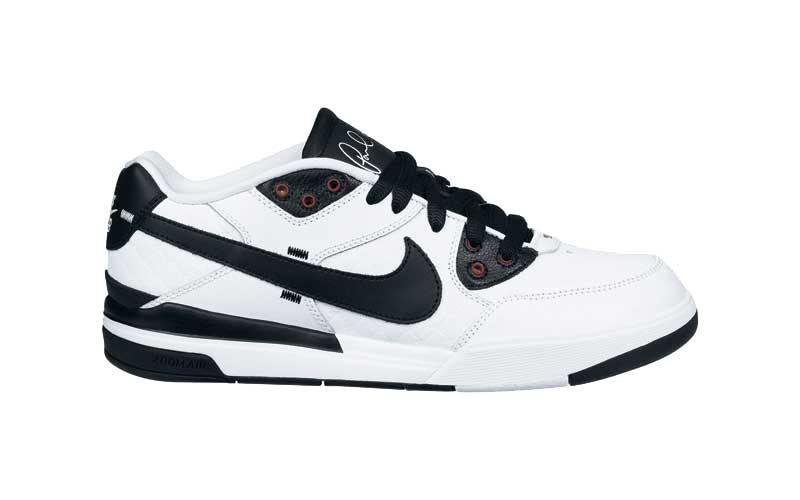"Nike SB P-Rod 3 ""White/Black"""