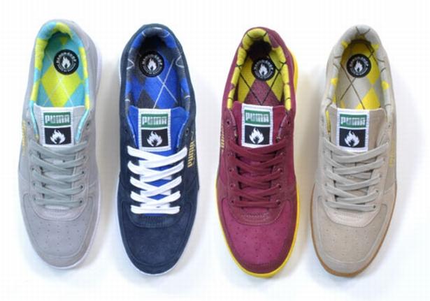"""Hanon Shop x Puma Dallas """"Special Reserve"""" Pack"""