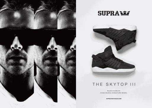 Supra Skytop III Ad