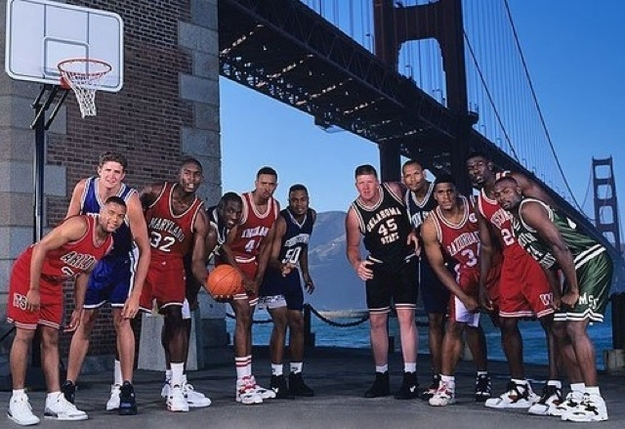 1995 NBA Draft Class