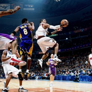 Allen Iverson Greatest Sneaker Moments: 2001 All Star Game: Reebok Question