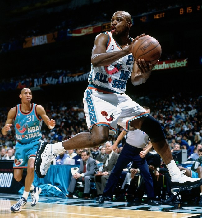 """The Rock,"" Mitch Richmond, Turns 50 Today"