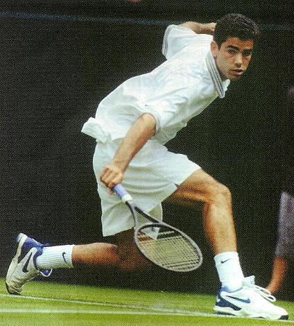 Pete Sampras in Nike Air Max2 Sweep