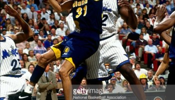 shaq game 1 efc 1995