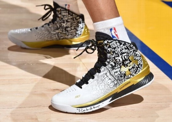 Under Armour Curry One MVP PE