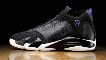 Ray Allen Jordan PEs: Air Jordan 14 Bucks Away Player Exclusive