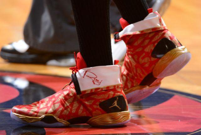 Ray Allen Jordan PEs: Air Jordan XX8 Player Exclusive