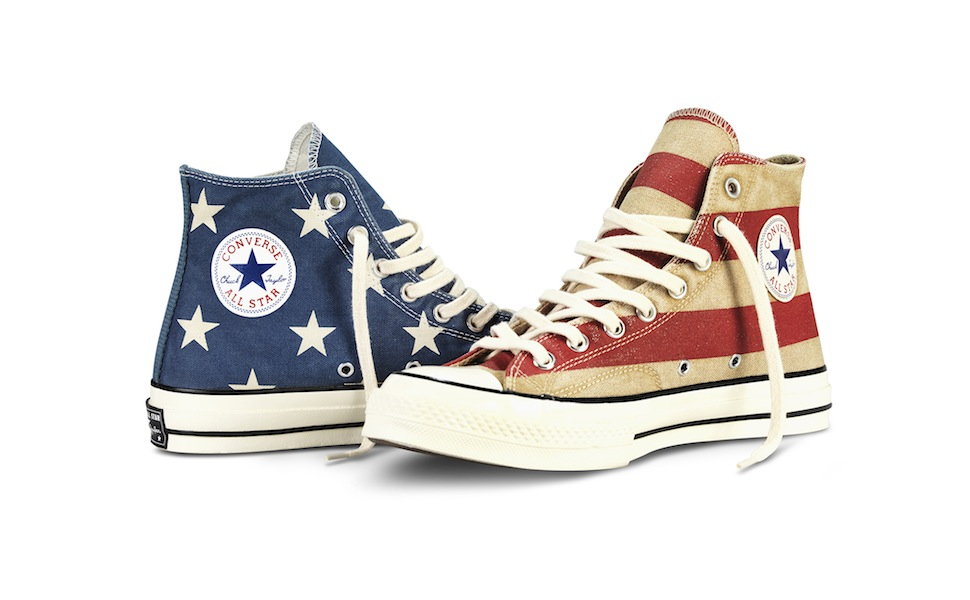 "Converse Chuck Taylor '70 ""Vintage Flag"""