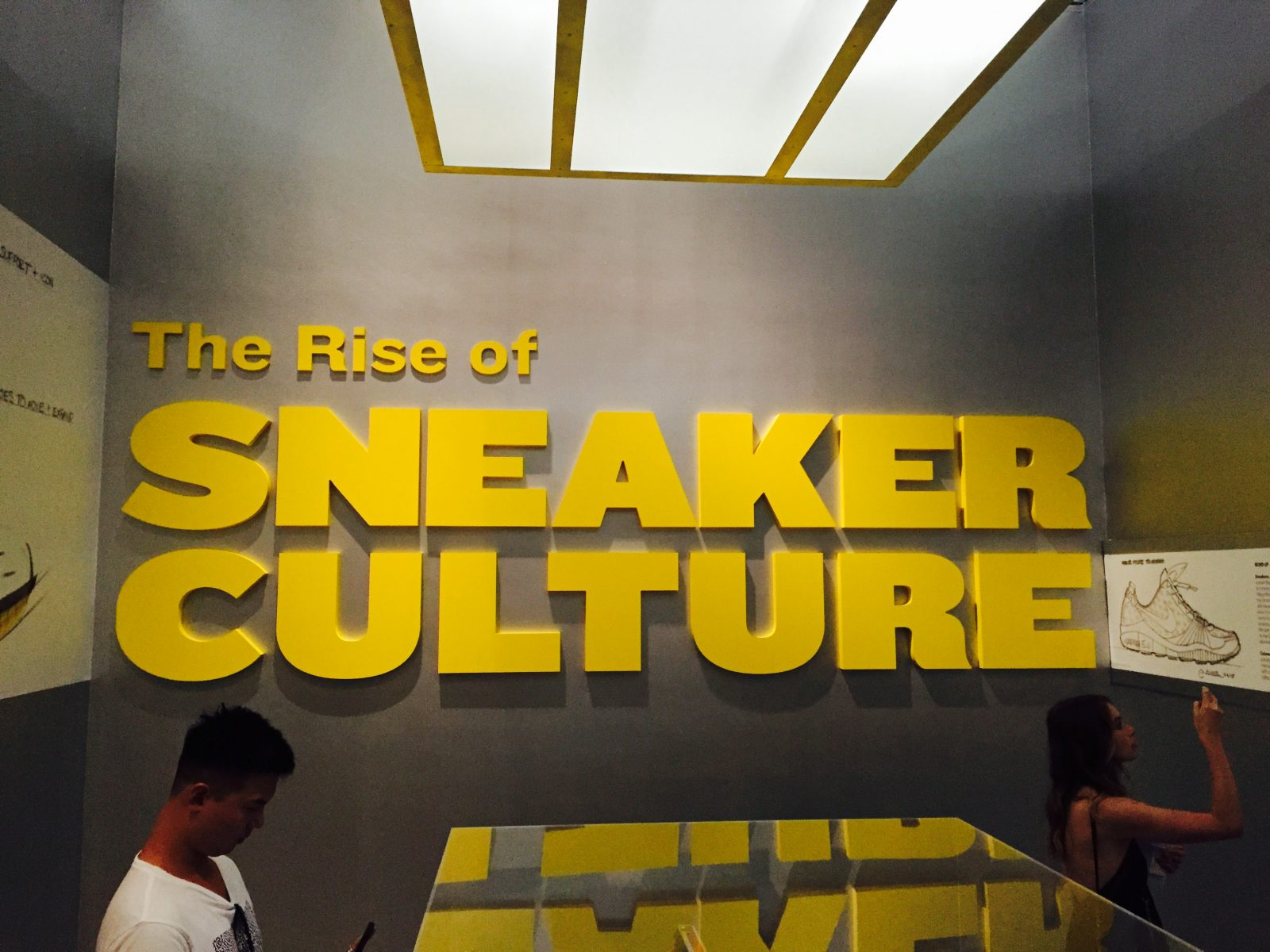 Brooklyn Museum - The Rise of Sneaker Culture