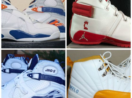 10 Awesome Jordan Player Exclusives Available on eBay Right Now