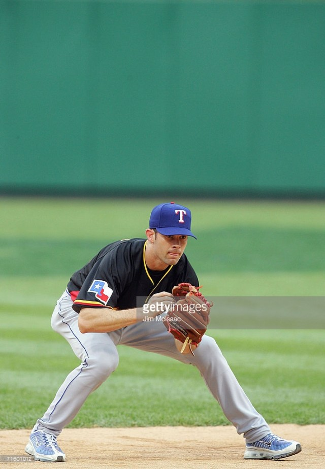 Michael Young MLB All Star