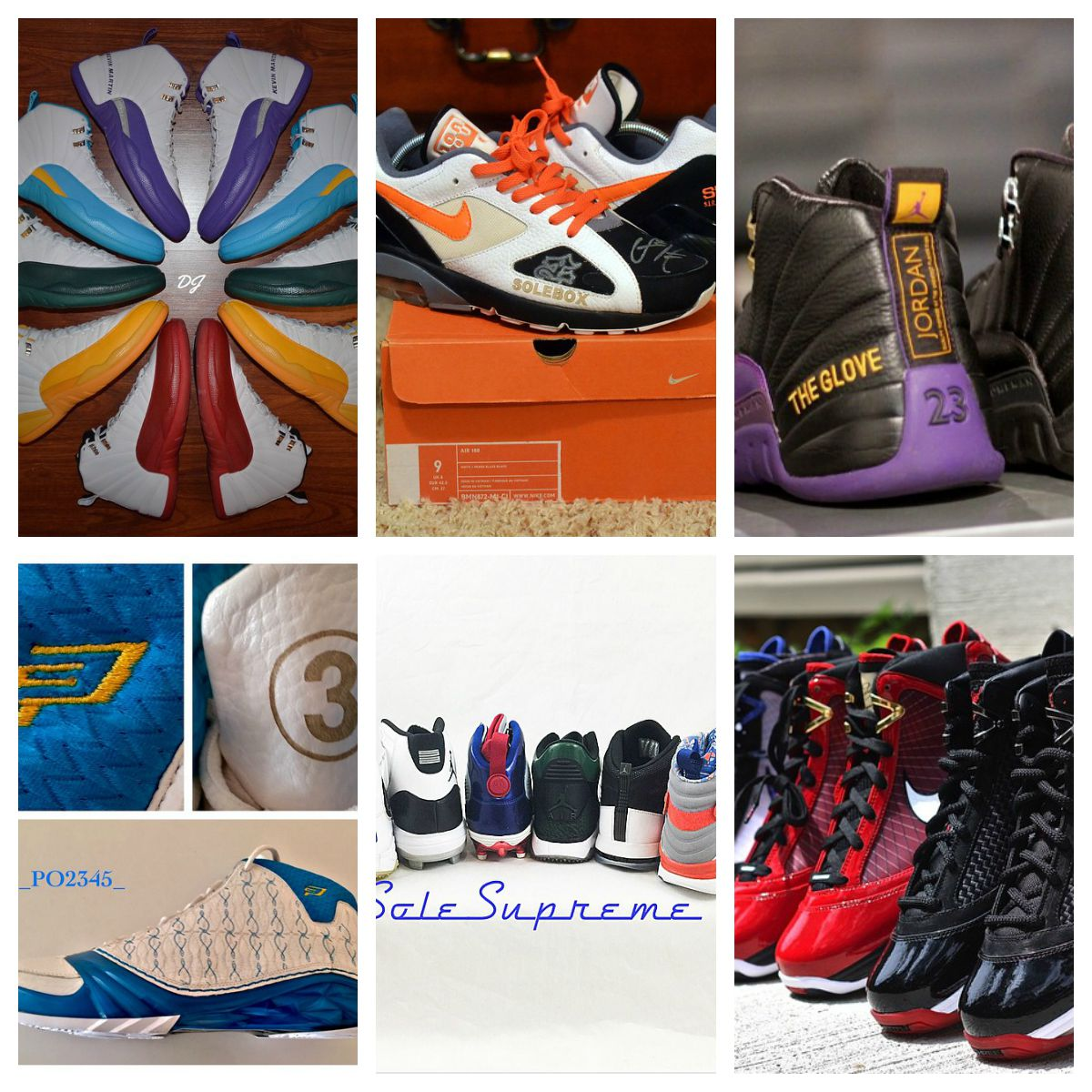 Player Exclusive Sneaker Collectors