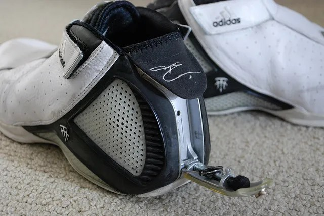 adidas T-Mac 4 Mechanical Tightening System