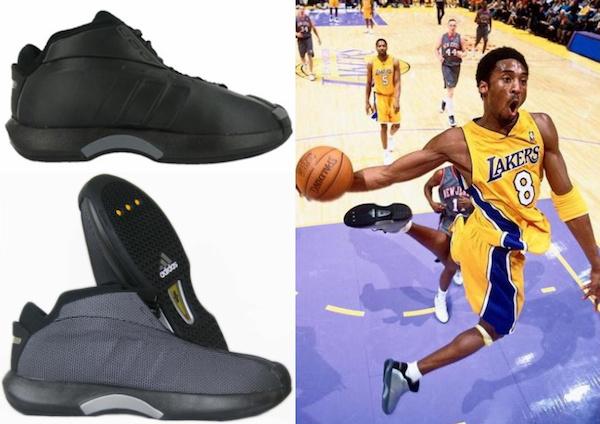 Adidas 'The Kobe' - Adidas KB8 III - Adidas KB8II - Adidas KB8 - via Cardboardconnection