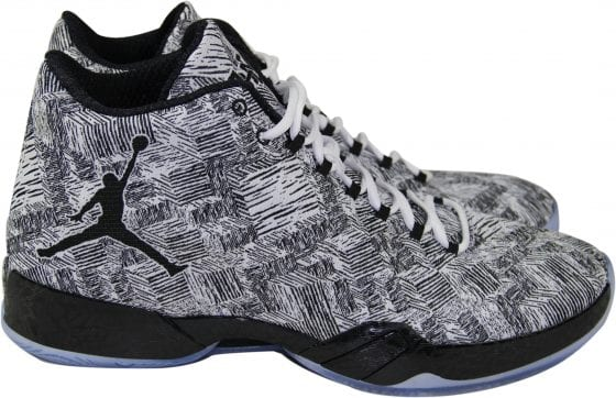 Joe Johnson Jordan XX9 BHM PE