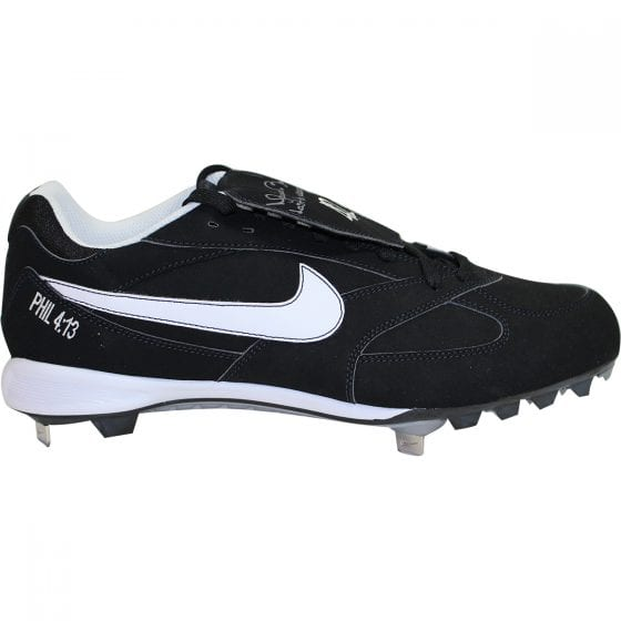 Mariano Rivera Nike Cooperstown Cleats