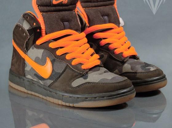 "Nike SB Dunk High ""Brian Anderson"""