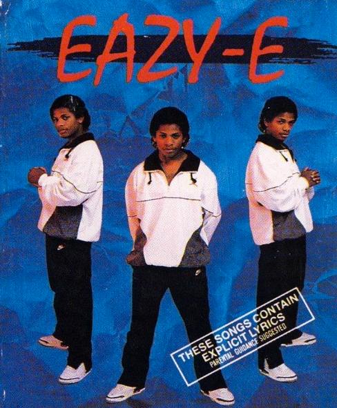 Straight Outta Compton: NWA's Sneaker Legacy - Eazy-E Wearing Nike Air Jordan 3