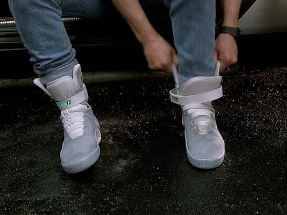 Nike Air MAG from Back To The Future II