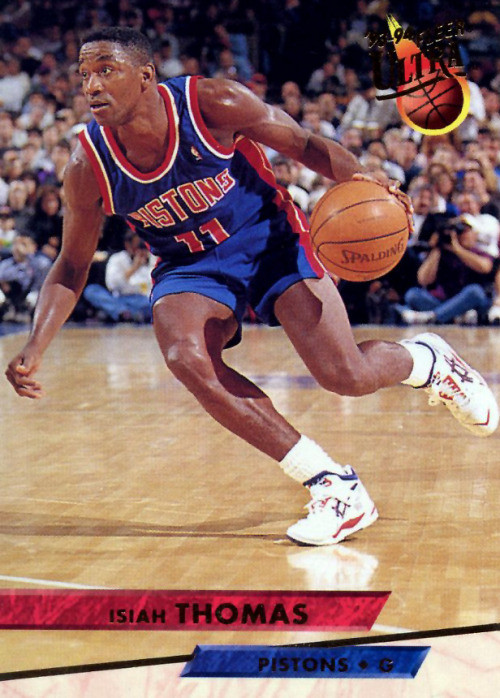 15 Years Ago Isiah Thomas was Inducted