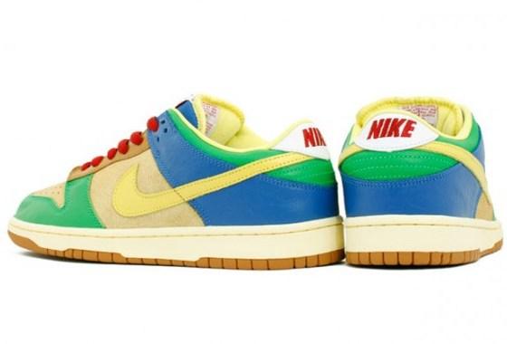Nike SB BK Projects