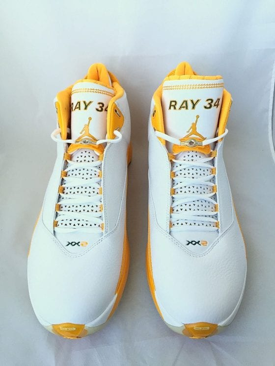 Ray Allen Air Jordan XX2 PE For Sale