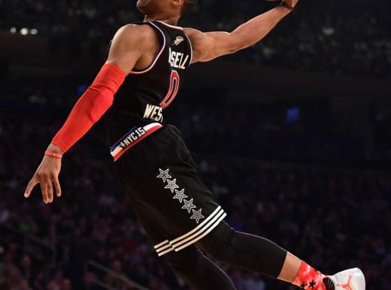 "Russell Westbrook in Air Jordan XX9 ""All-Star"" P.E."