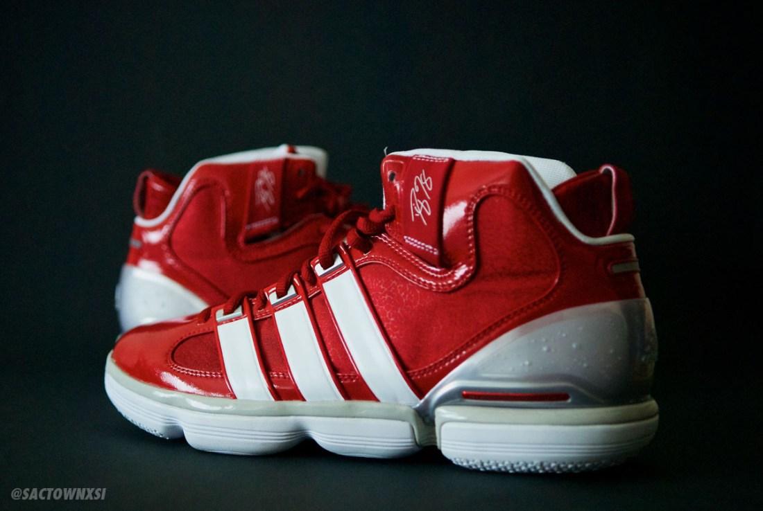adidas TS Beast (Dwight Howard) Louisville Cardinals PE