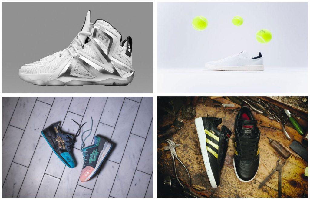 Brandon Edler Top Sneakers 2015